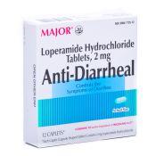 Anti Diarrhea Caplets 12/box
