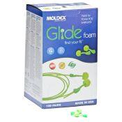 Glide Foam Tip Ear Plugs 100/box