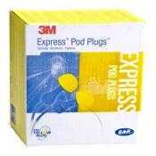 Aearo #311-1114 E A R Express Pod Earplugs With Cord 100 Pair/box