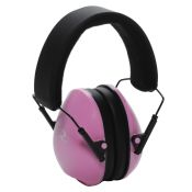 Pink Ear Muff Radians Lowset NRR 21 dB