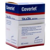 Coverlet Hospital Grade Fabric Bandage 1X 3 300/box