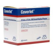 Coverlet Fabric Small Fingertip Bandage 100/box