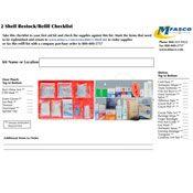 2 Shelf Kit Refill Checklist PDF