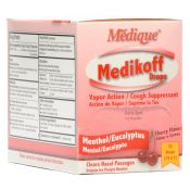 Medique Medikoff Cough Drops 75/box