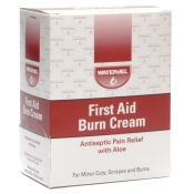 First Aid Burn Cream Water Jel 144 Unit Dose Packets/box