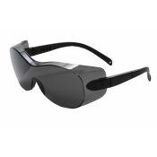 Sheath OTG Safety Glass Smoke Lens