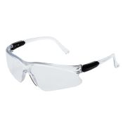 Basin Safety Glass Clear Lens Adjust Temples