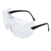 Safety Glass Aearo #12159 Ox 1000 Otg Clear Lens