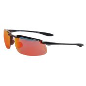 Crossfire ES4 Protective Sun Glass Red Mirror Lens