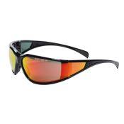 Exeter Safety Glass Red Mirror Lens