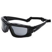 I Force Sealed Safety Eyewear Smoked lens