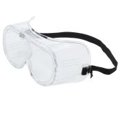 Perforated Fog Free Safety Goggle