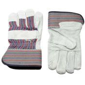 Leather Palm Work Gloves Xlarge Size Dozen