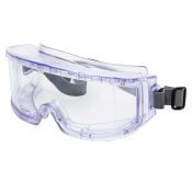 Uvex #s345c Futura Goggle Large Size Clear Lens