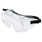 Crews #230 Vented Safety Goggle