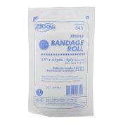 Cushioning Gauze Roll Bandage 6 Ply Sterile 4 1/2'' X 4 Yd Roll