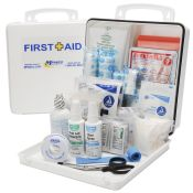 First Aid Kit Osha Class B in Plastic Case