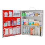 Osha Class B First Aid Kit 3 Shelf kit Labeled
