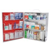 First Aid Kit OSHA 3 Shelf With Fill No Logo