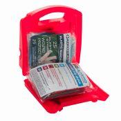 MFASCO First Aid Kit 10 Person Light Plastic