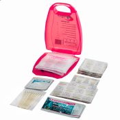 MFASCO Personal First Aid Kit Plastic 41 Piece