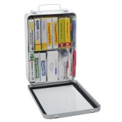 Swimming Pool First Aid Kit #16 Unit Metal Kit