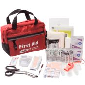 First Aid Kit Bag for Home, Auto, Outdoor