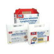First Aid Only #227 CP Osha Compliace First Aid Kit 25 Person