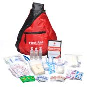 Economy Sling Bag First Aid Kit