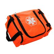 Small First Responder Bag Orange Empty