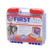 First Aid Kit For Home Or Auto 100 Pieces