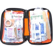 First Aid Only #420 Outdoor First Aid Kit In Orange Pouch