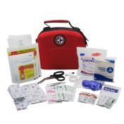 First Aid Kit for Home And Auto 102 Piece