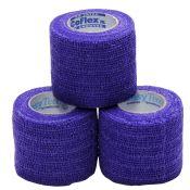 Coflex Elastic Compression Wrap Purple 2~ 3/pkg Latex Free