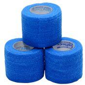 Coflex Compression Wrap Elastic Blue 2~ 3/pkg Latex Free
