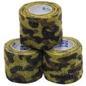Co Flex Elastic Bandage Green Campflauge 2~ 3/pkg Latex Free