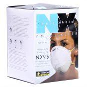 Cordova Safety #5187 Nx95v  N95 Disposable Respirator 20/box