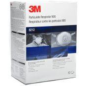 3m 8212 N95 Disposable Welding Respirator 10/pkg
