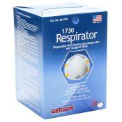 Gerson #1730 N95 Disposable Respirator 20/box