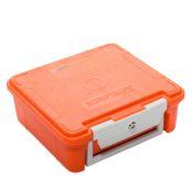 Scriptsafe Locking Medical Box Orange