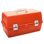 Flambeau Paramedic Box Orange Empty