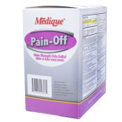 Medique Pain Off Pain Relief Medication Industrial Packets 250 X 2