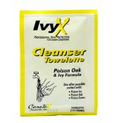 Ivy X Poison Oak & Ivy Cleansing Towelette 25/box