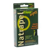 Natrapel Insect Repellent Wipes 12/box