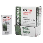 Tecnu Original Outdoor Skin Cleaning Wash Packets (50/Bx)