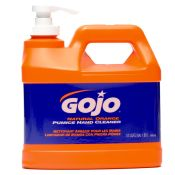 Gojo Natural Orange Hand Cleaner With Pumice 1/2 Gallon