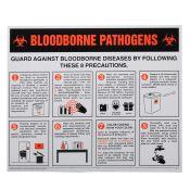 Wall Chart Bloodborne Pathogens
