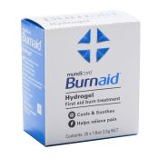 Burnaid Burn Gel Unit Dose Packets 25/box