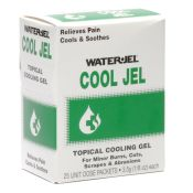 Water Jel Cool Jel Burn Gel Packets 25/box 25/box