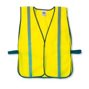Safety Vest High Visibility Green Color Non-certified